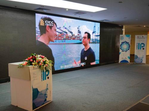 码隆科技CTO码特亮相北京电影节Discovery纪录片