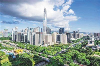 打造高质量发展的 样板之城