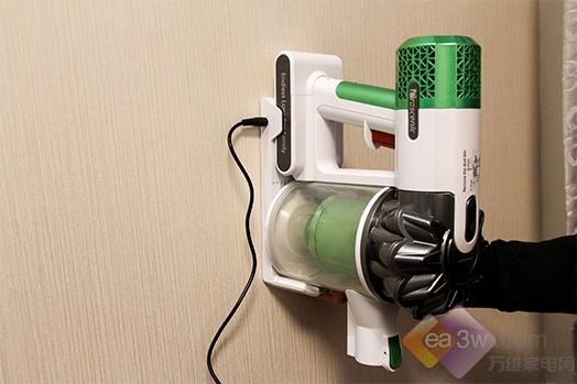小个头也有大能量,浦桑尼克无线手持吸尘器P9评测