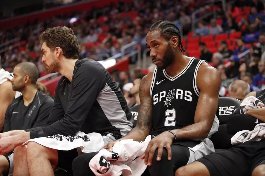 邓肯生日夜马刺被淘汰出局 NBA最稳队也该重建了?