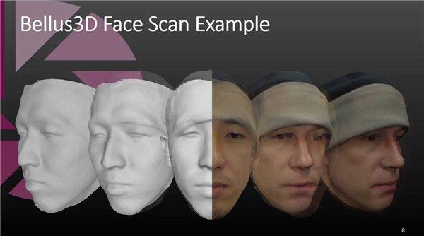是不是360°无死角,用这个3D相机来张自拍