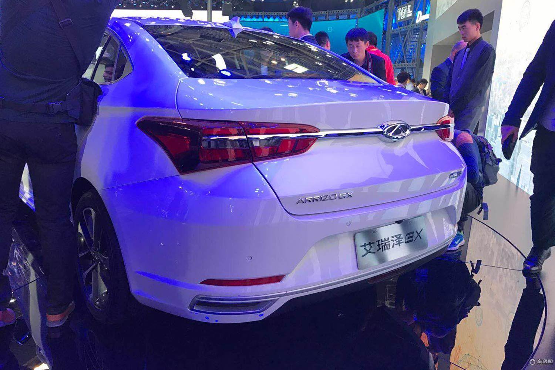 2018北京车展:奇瑞瑞虎8上市 艾瑞泽亮相
