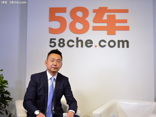 北京车展 专访广汽菲克销售公司戚晓斐
