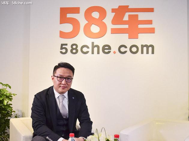 北京车展 访长安设计院常务副院长陈政