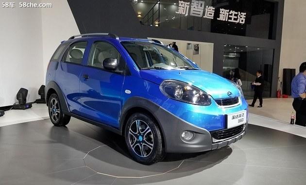 2018北京车展 圣达菲2 XEV360 6.88万起