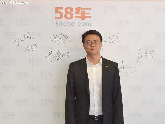 2018北京车展 访北京汽车副总经理彭钢