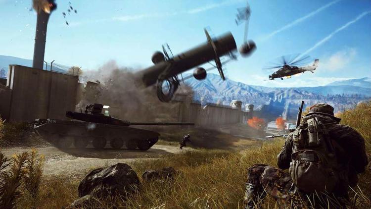 《战地》系列可能会成为类似《CS:GO》、《使命召唤 Online》之后新的一款射击类电子竞技项目。