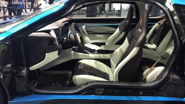 2018北京车展 Isdera Commendatore GT