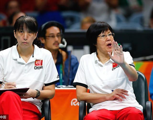 郎平身后的女人,29年的坚守,一生献给了排球!