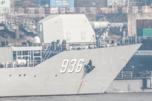 """未来海军将逐步退役""""两头不靠""""的100毫米舰炮"""