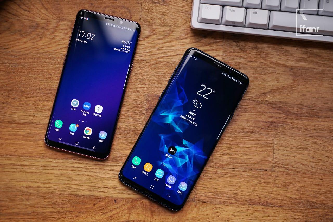 三星 Galaxy S9 卖得比前代要好,但它在中国的存在感却越来越薄了