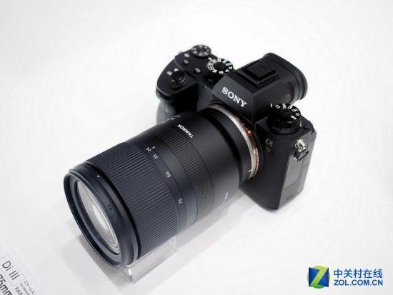 索尼用户新选择 腾龙28-75mmf/2.8将上市