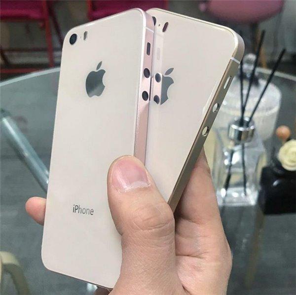 iPhone SE2上手视频曝光 玻璃机身小钢炮