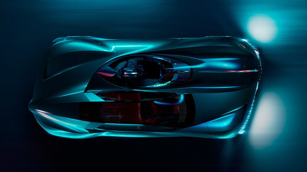 DS发布X E-Tense概念车 备自动驾驶功能