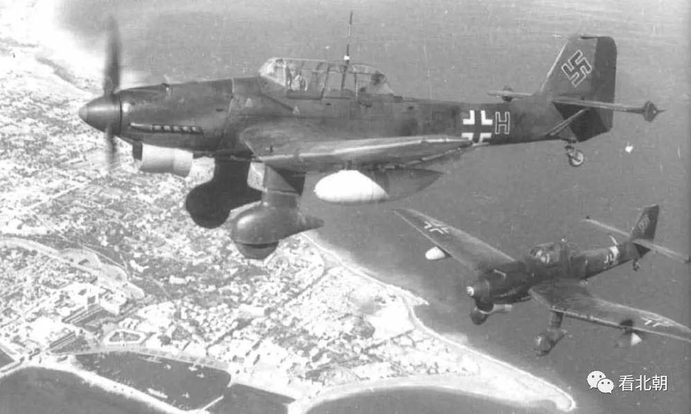 英国王牌飞回忆:二战初德国空军如何吊打全世界