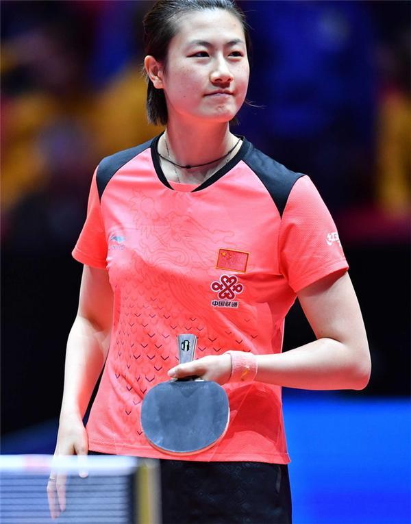 国乒让球后不被对手领情!记者问丁宁:你是否需要提升下演技?