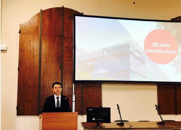 京东受邀出席意大利手工艺商务峰会