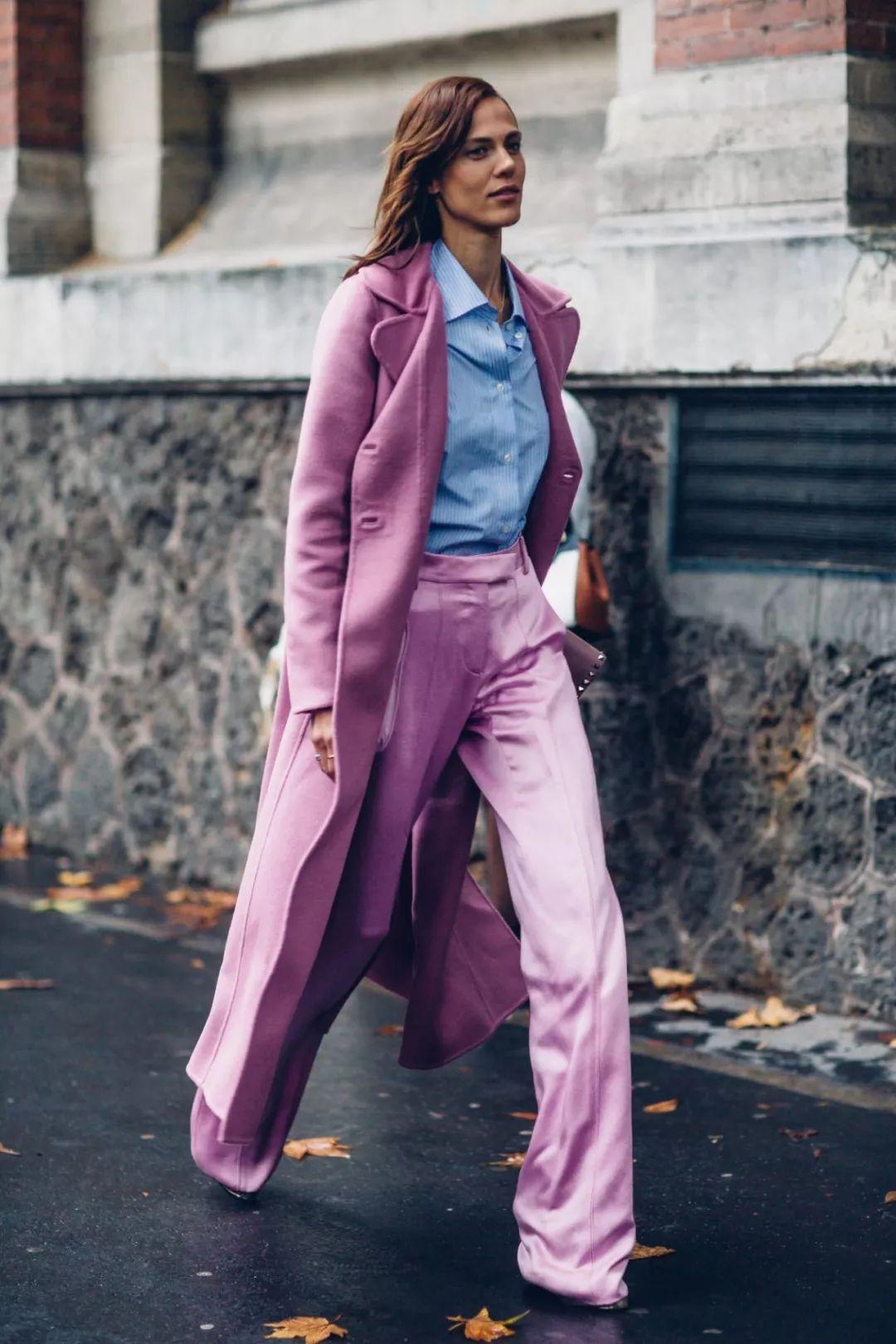最潮流的衣服_欧 勒美丽 勾出时尚杂志