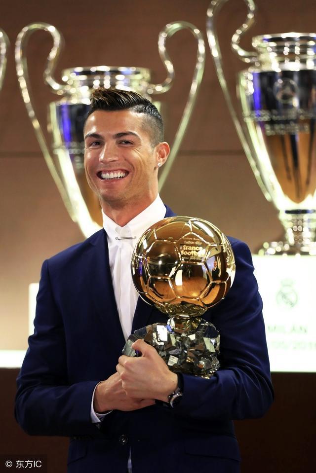 C罗六进欧冠决赛现役第一,再超越三个人他就是历史最佳