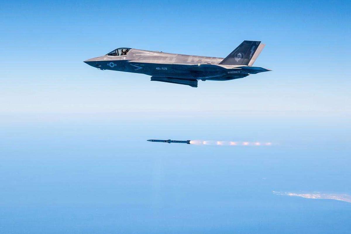 美媒呼吁特朗普向台湾提供F-35B:解放军实在太强大