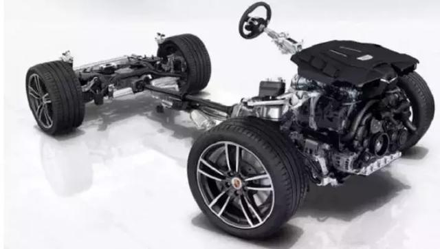 宝马X6、奔驰GLE的结合体!这样的保时捷你会买吗?