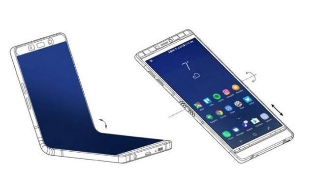 不仅三星S9 官方:还有折叠版Galaxy X