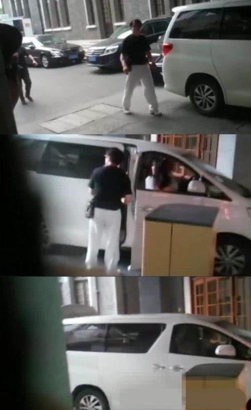 小龙女发视频求助成龙 网友的注意力却在她右脸上