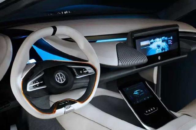 正道发布3款纯电概念车,续航1000公里,加速2.7秒!