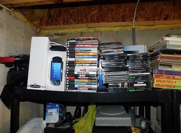 从上古到现代 横跨几十年的游戏藏品将拍卖