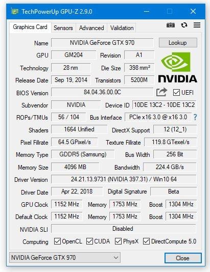 GPU-Z 2.9.0发布:14项改进 诚意满满
