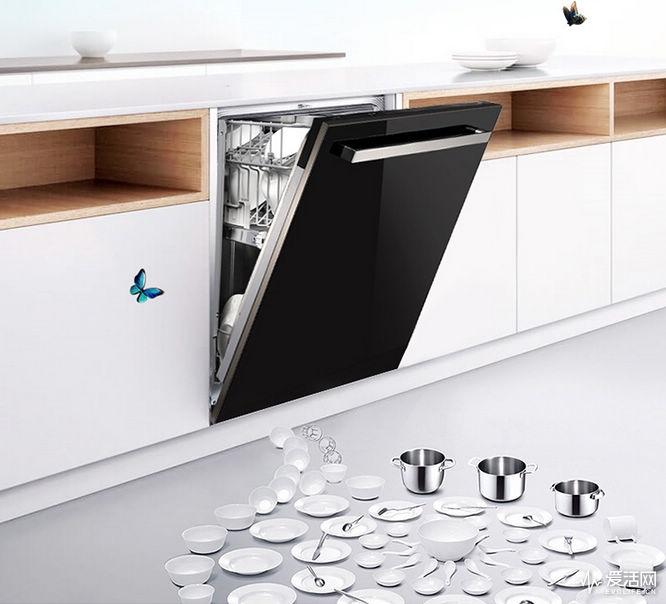 吃饭不洗碗   关于洗碗机那些的事 你知道多少?