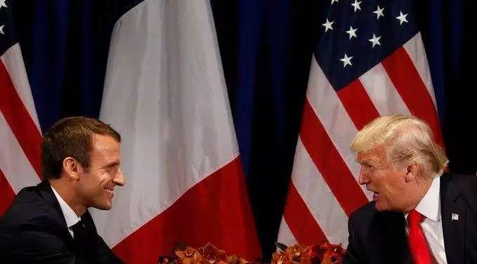 法国为什么最近总在中国家门口寻衅挑事儿?