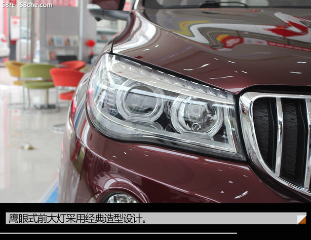 SWM斯威X7到店实拍 意大利品牌七座SUV