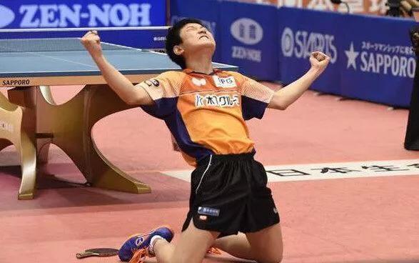 15岁的张本智和比同龄人强!刘国梁一针见血:他的爆发点在2024年