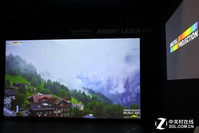InfoComm2018:DP发布DLP 8K激光投影机