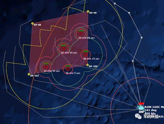 射向光荣级巡洋舰:有限协同下的LRASM作战推演