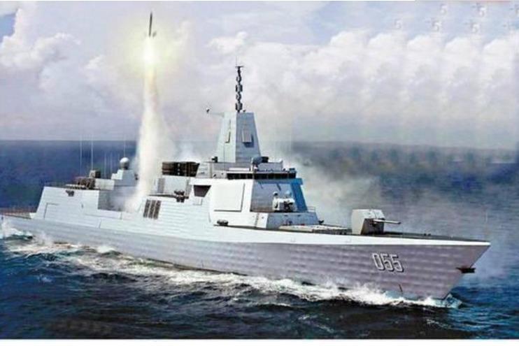 万吨驱逐舰造价揭晓,1艘055型可买6艘071,军迷直呼太不可思议了
