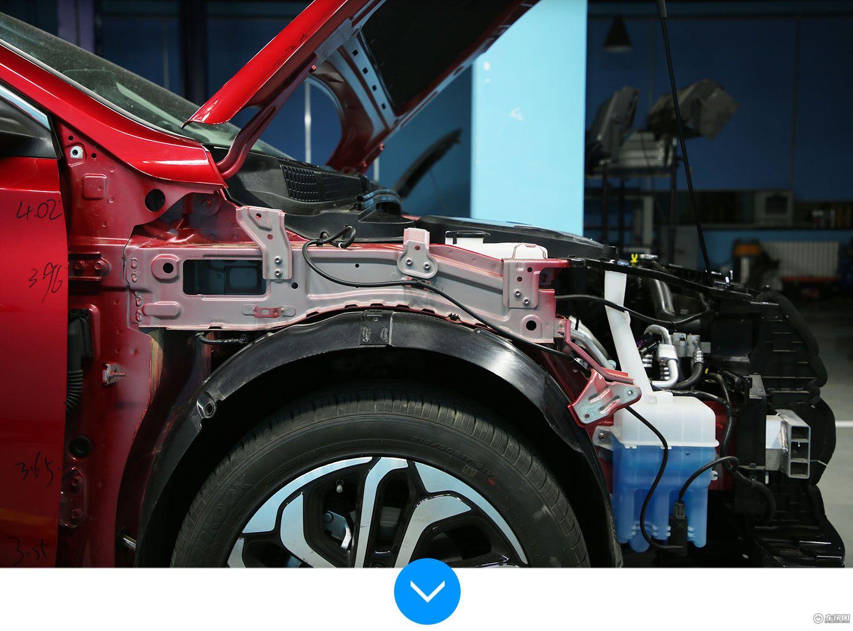 一辆国产轿车的内涵 第二代逸动拆解