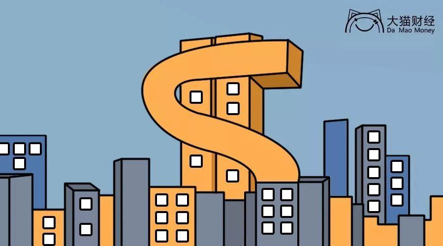 24万亿借款流向房地产!但良多人已嗅到风险的滋味