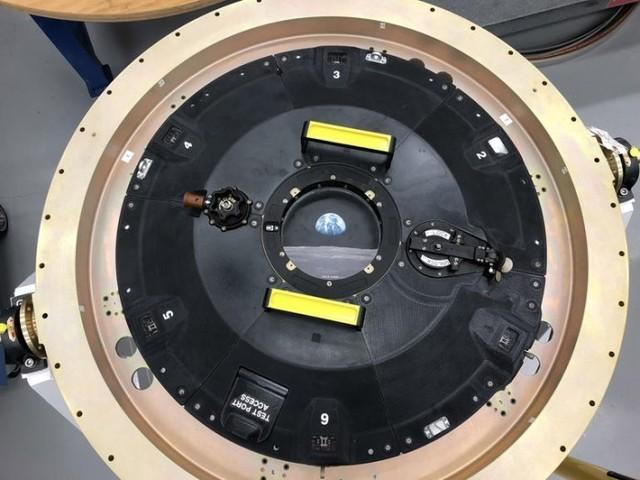 100个3D打印零件 NASA飞船重启太空探索