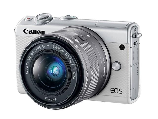 微单相机方面,入门机型eosm100等产品销售情况非常好,尤其是在欧,美等