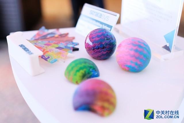 色域覆盖印刷120% 彩色3D打印元年引爆