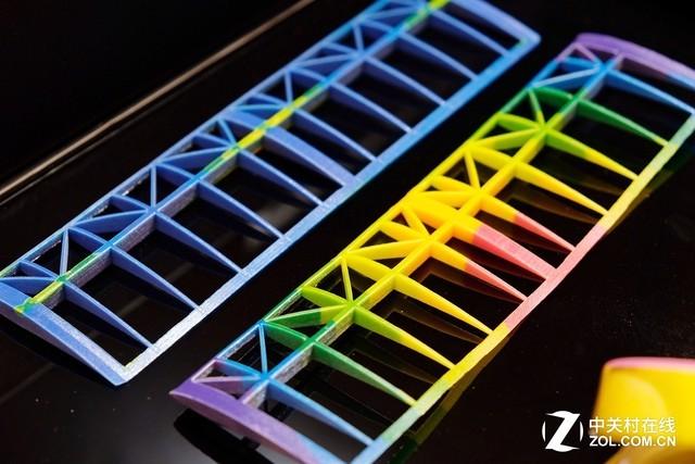 技术趋势:50万色全彩3d打印色域超美标印刷120%