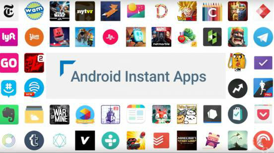 谷歌于2016 年5 月在I/O 发布Android Instant Apps
