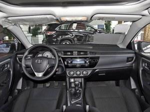 丰田雷凌目前让利1.5万 有少量现车在售