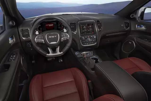 道奇全新大型SUV,性能比肩JEEP大切诺基,外观比路虎霸气