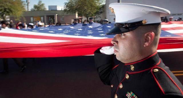 美国每年军费那么高,大兵的真实工资有多少呢?说出来你可能不信