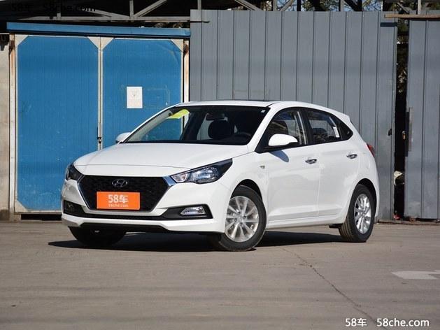 悦纳RV 北京报价 优惠2万元 现车充足