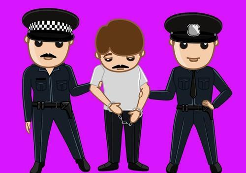 临沂民警押解小偷途中又遇俩小偷 流窜盗窃又落网图片