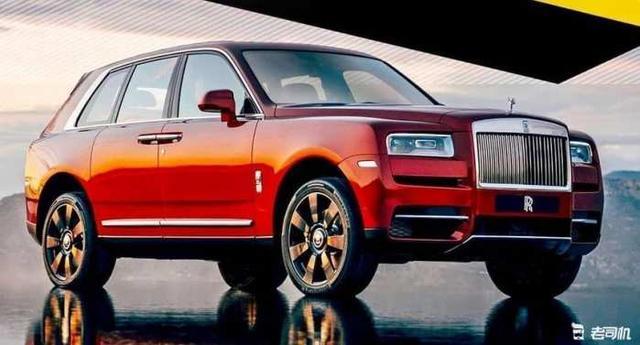 号称全球最奢华SUV 劳斯莱斯库里南来袭 起步600多万吊打添越